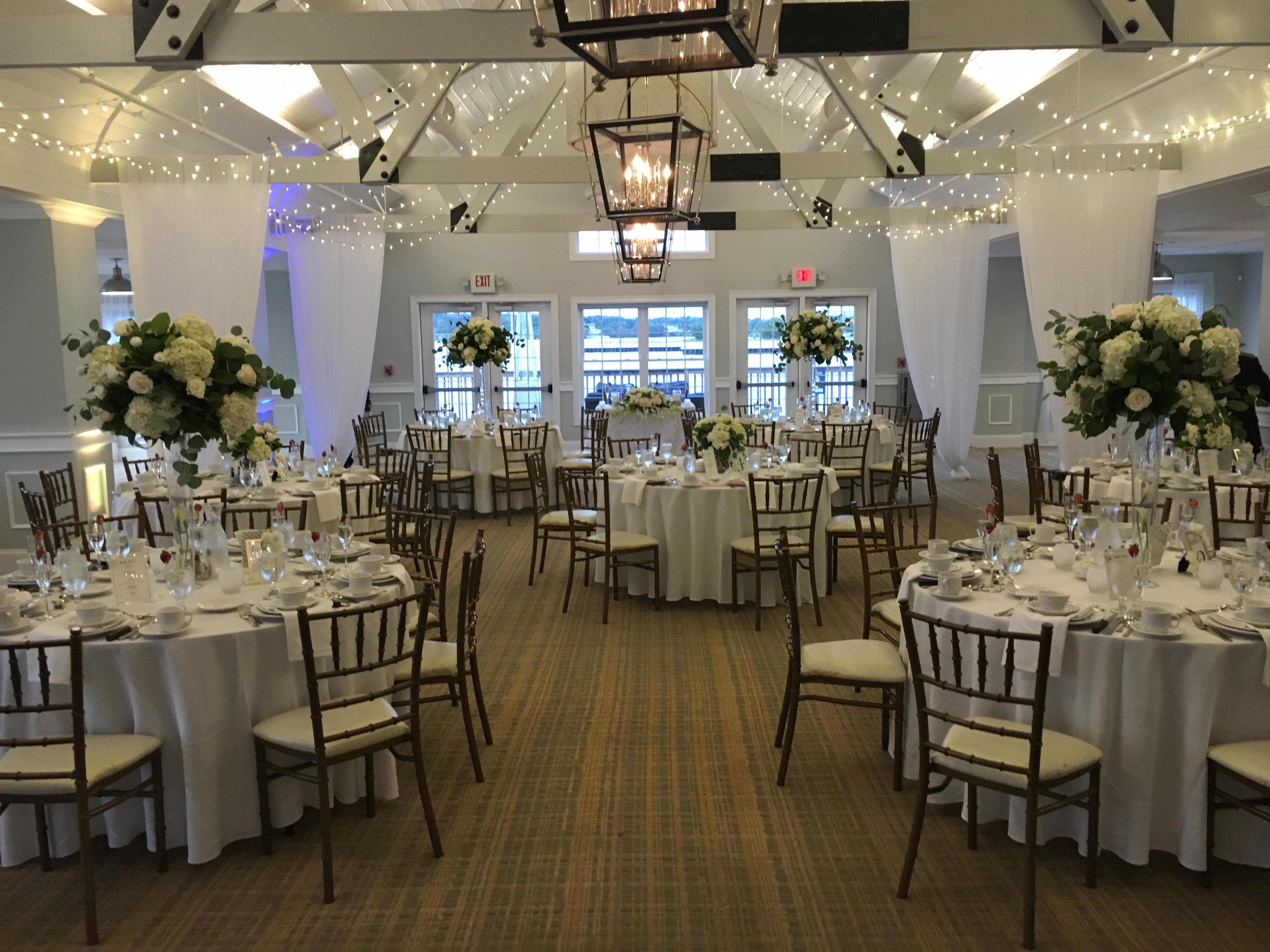 Banquets  The Cove Restaurant & Marina